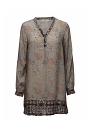 Cream Pipa Tunic - Product Mini Image