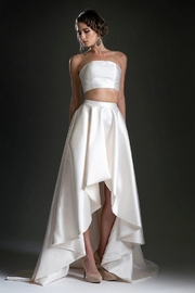 Cinderella Divine Cream Two Piece Bridal Gown - Product Mini Image