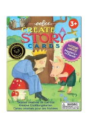 Eeboo Create a Story - Front cropped