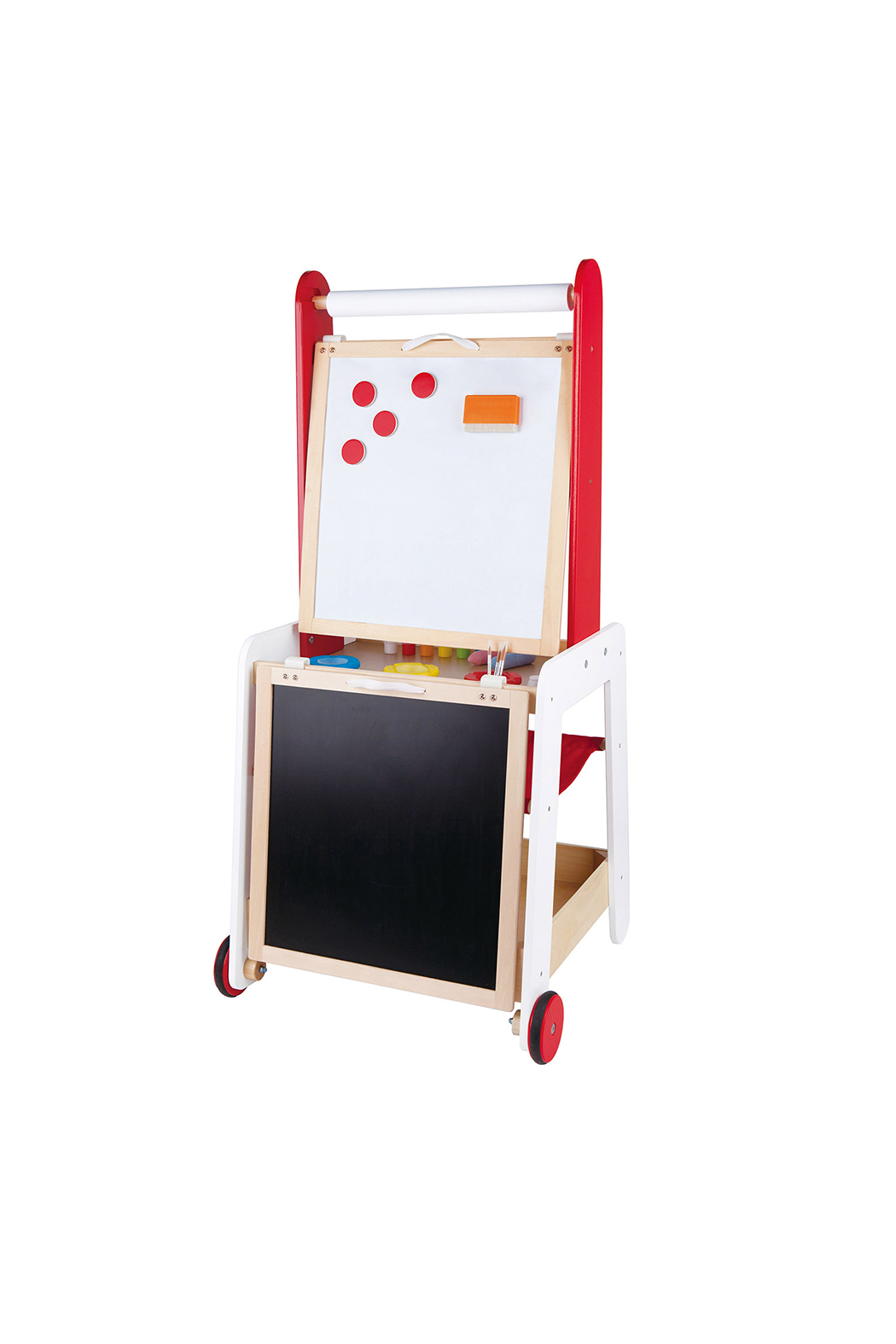 Hape Create and Display Easel - Front Full Image