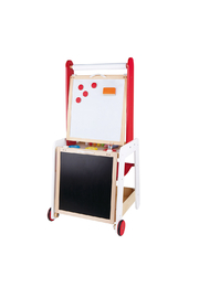Hape Create and Display Easel - Front full body