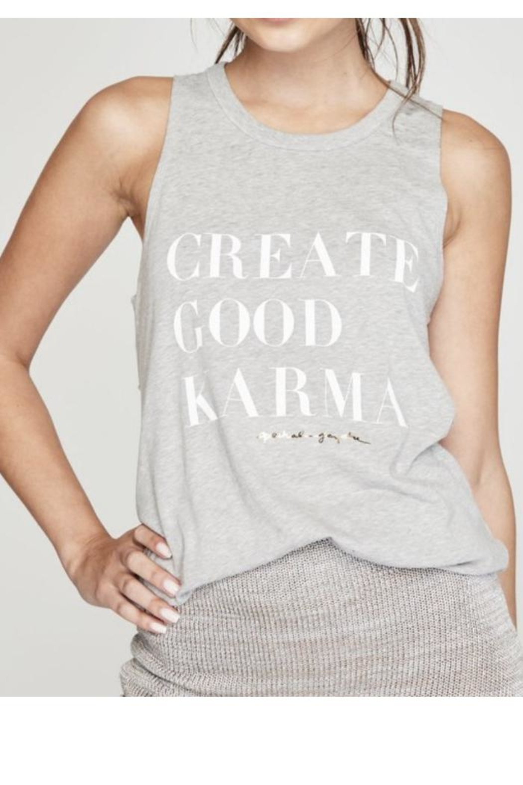 SPIRITUAL GANGSTER Create Good Karma - Main Image