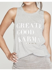 SPIRITUAL GANGSTER Create Good Karma - Front cropped