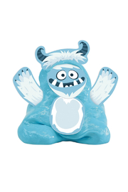 Crazy Aaron's  Create & Melt Scentsory Putty: Cool Yeti - Front full body
