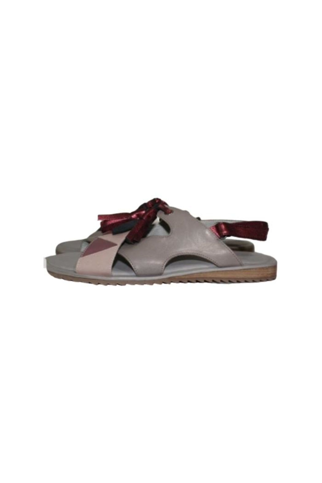 Creation of Minds Leather Sandal - Front Full Image