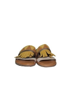 Creation of Minds Leather Sandals - Product List Image