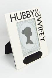 Creative Co-Op Couple's Photo Frame - Product Mini Image