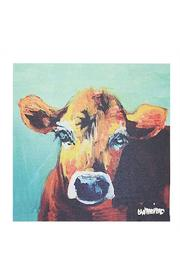 Creative Co-Op Cow Wall Art - Product Mini Image