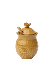 Creative Co-Op Gold Honeypot - Product Mini Image