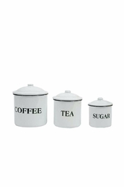 Creative Co-Op Kitchen Container Set - Product Mini Image