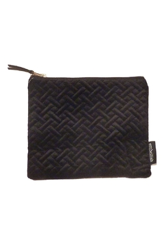Creative Co-Op Large Velvet Pouch - Product List Image