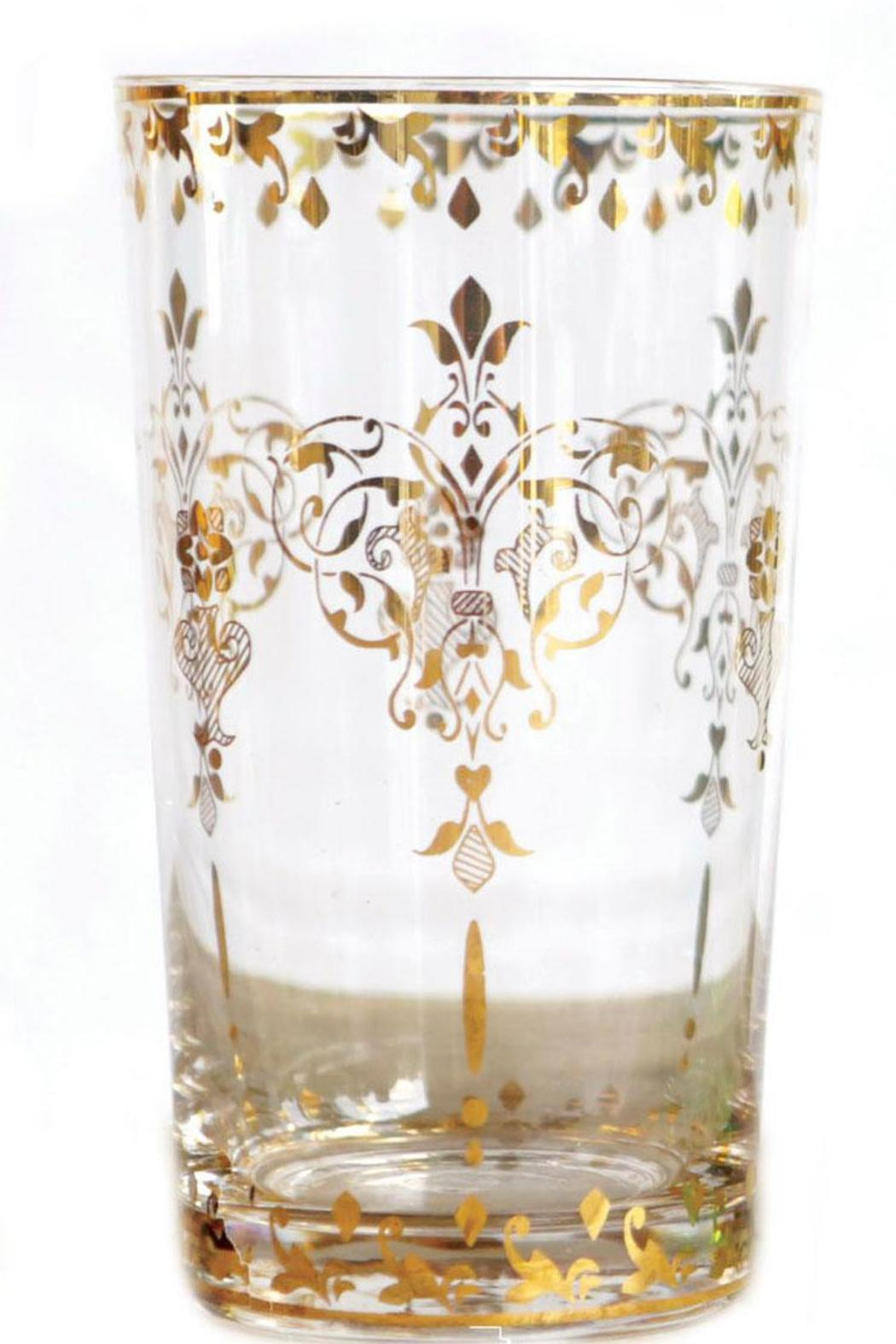 Creative Co Op Moroccan Glasses From Mississippi By J Pinn