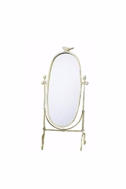 Creative Co-Op Personal Tilting Mirror - Front cropped