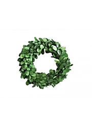 Creative Co-Op Preserved Boxwood Wreath - Product Mini Image