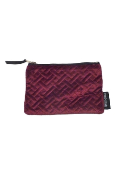 Shoptiques Product: Small Velvet Pouch