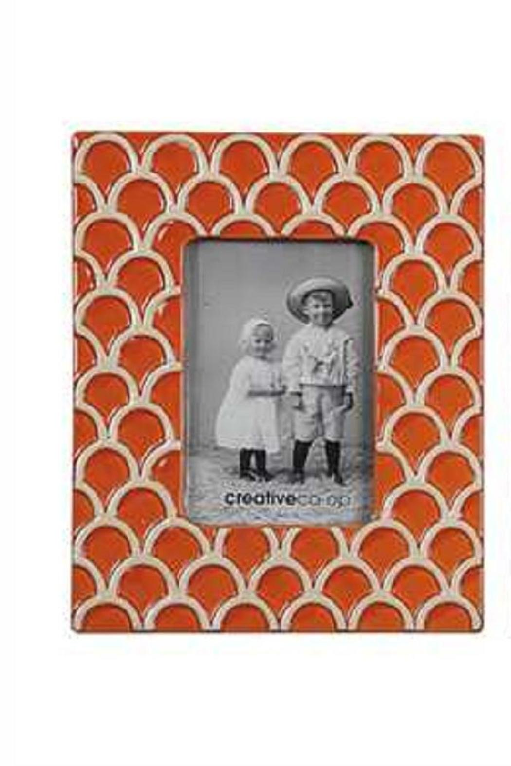 Creative Co Op Stoneware Photo Frame From Kentucky By