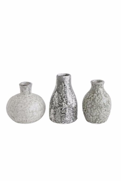 Shoptiques Product: Terra Cotta Vase Set