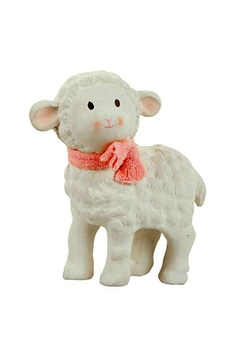 Creative Education of Canada Lila-The-Lamb Rubber Toy - Product List Image