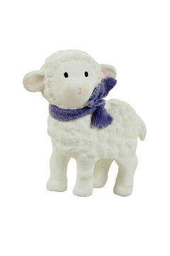 Creative Education of Canada Lucas-The-Lamb Rubber Toy - Product List Image
