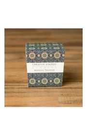Creative Energy Candles Teakwood Lotion Candle - Front cropped