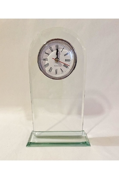 Creative Gifts Glass Arched Clock - Product List Image