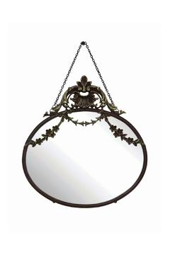 Shoptiques Product: Pewter Framed Mirror