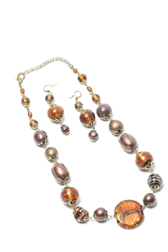 Shoptiques Product: Venetian Inspired Necklace