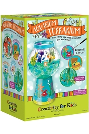 Creativity for Kids Aquarium Terrarium Craft - Product Mini Image