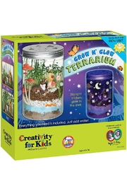 Creativity for Kids Grow N'glow Terrarium - Product Mini Image