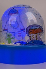 Creativity for Kids Lightup Water Globe - Back cropped