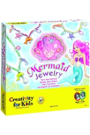 Creativity for Kids Mermaid Jewelry Kit - Product Mini Image