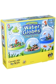 Creativity for Kids Water Globes Underthesea - Product Mini Image