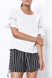 SHILLA THE LABEL Creator Frill Detail - Front cropped