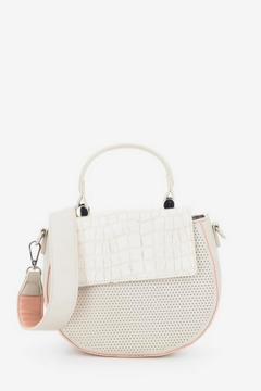 Shoptiques Product: Crecent Crossbody