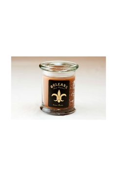 Shoptiques Product: Creme/brulee Orleans Candle