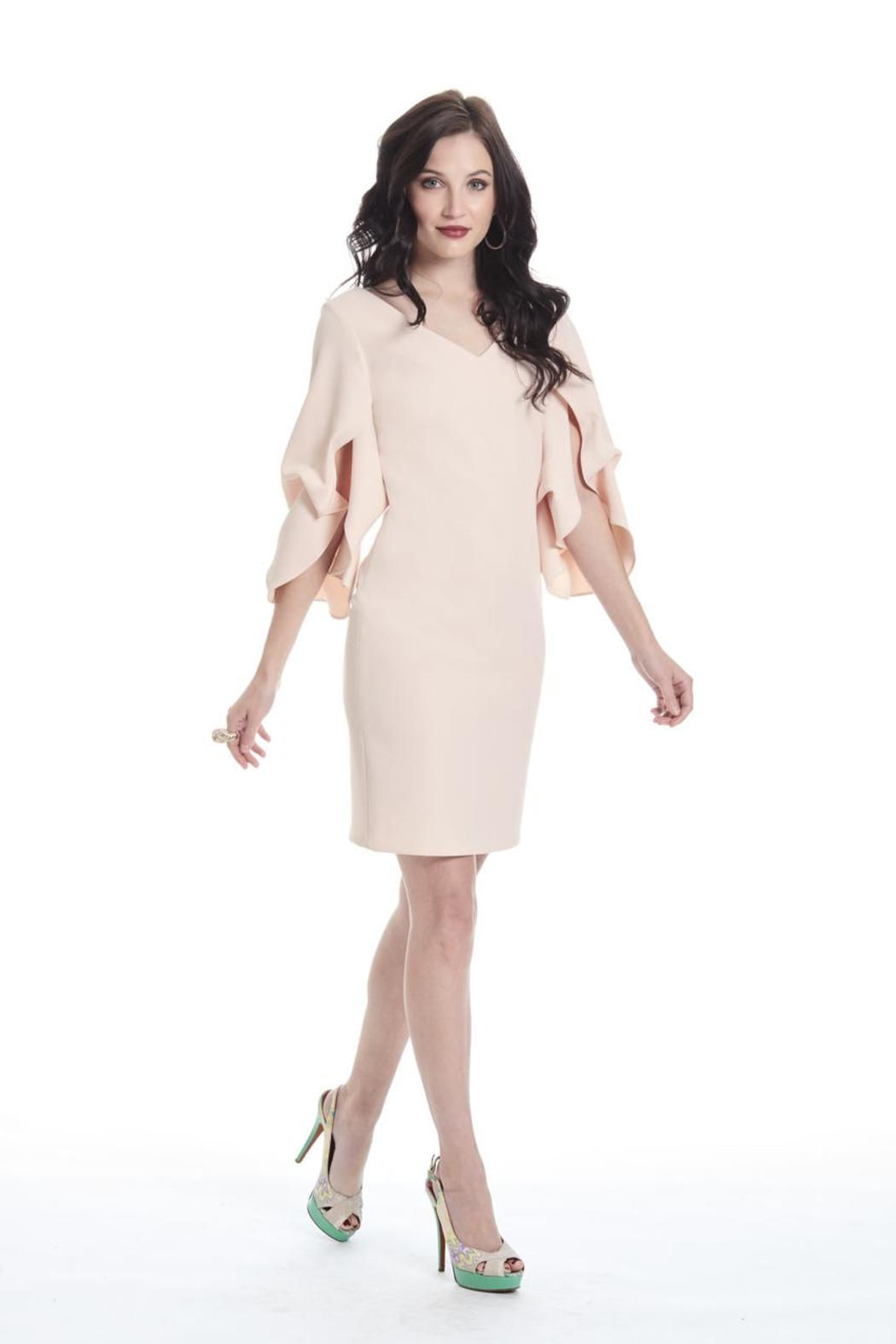 c93b0ce4cf9 Alberto Makali Crepe Dress from Wallingford by The Dressing Room ...