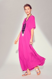 Bitte Kai Rand  Crepon Long Dress - Product Mini Image