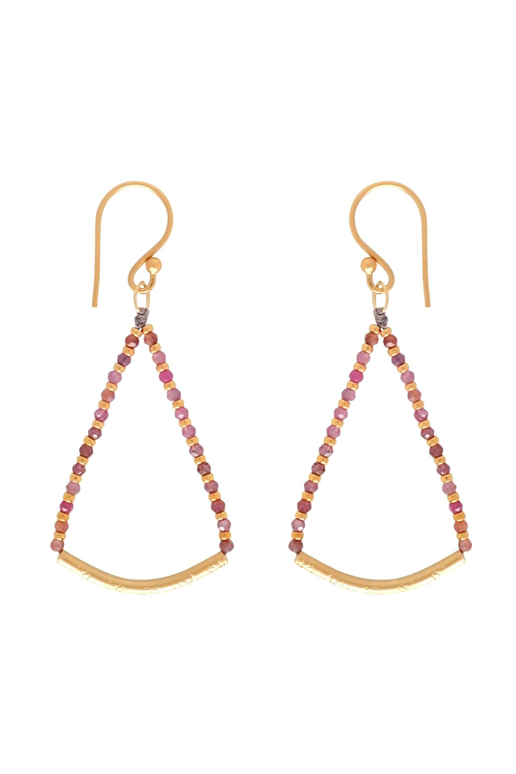 Bronwen Crescendo Earrings - Front Cropped Image
