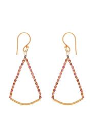 Bronwen Crescendo Earrings - Product Mini Image