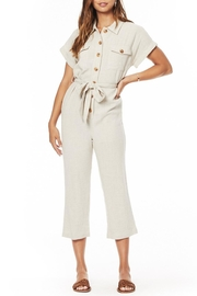 Lost + Wander Crescent Moon Jumpsuit - Front cropped