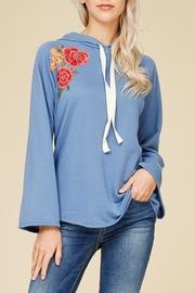 crescent Rosie Bell Hoodie - Front cropped