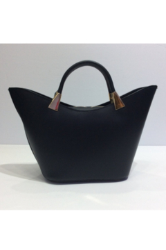 Shoptiques Product: Crescent Shape Italian Handbag