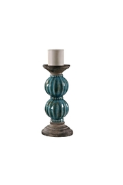 Crestview Collection Large Lexa Candle Holder - Product Mini Image