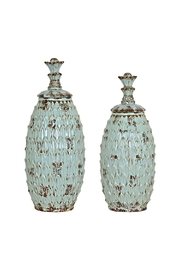 Crestview Collection Large Vase Set - Product Mini Image