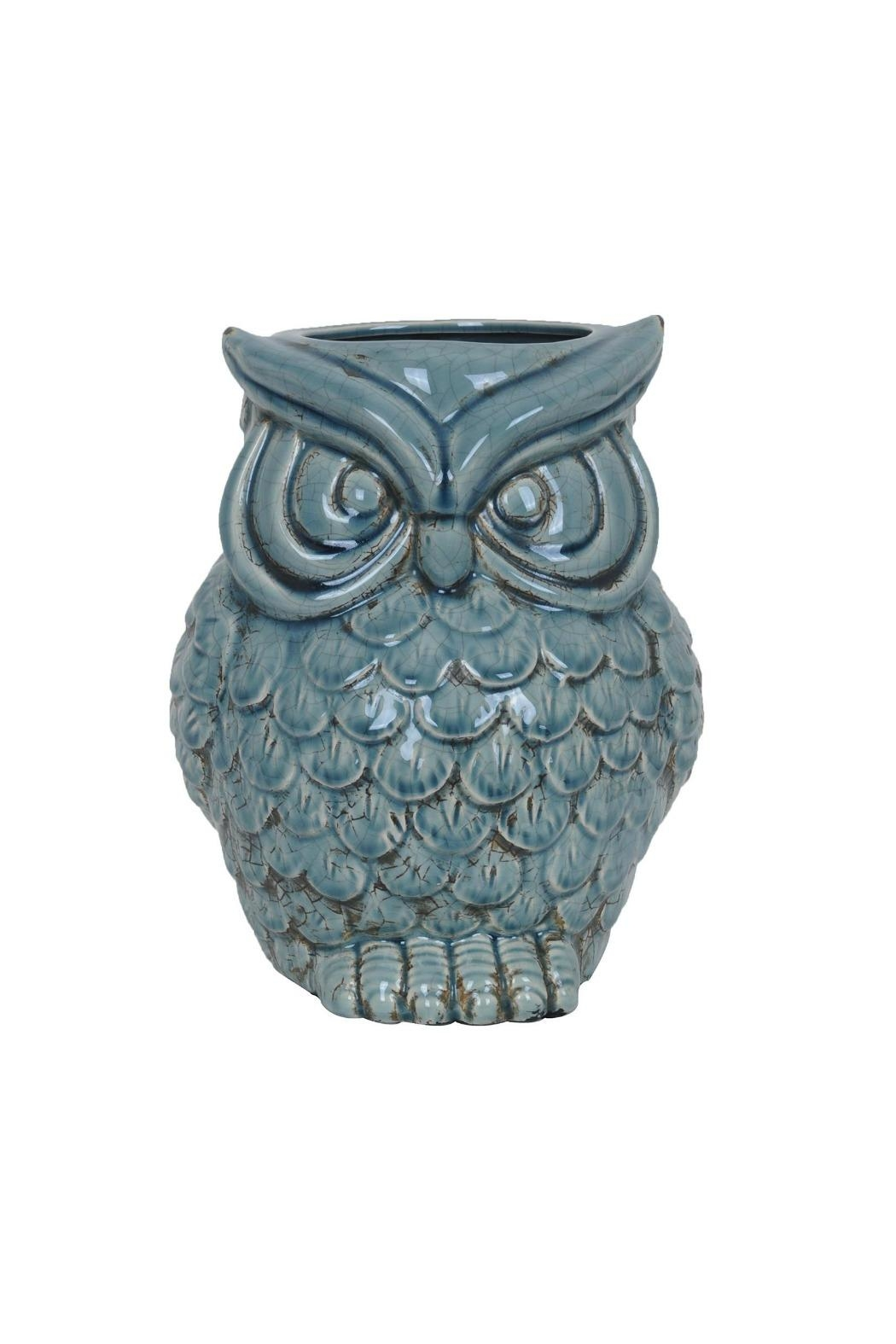 Crestview Collection Owl Container - Main Image