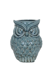 Crestview Collection Owl Container - Product Mini Image