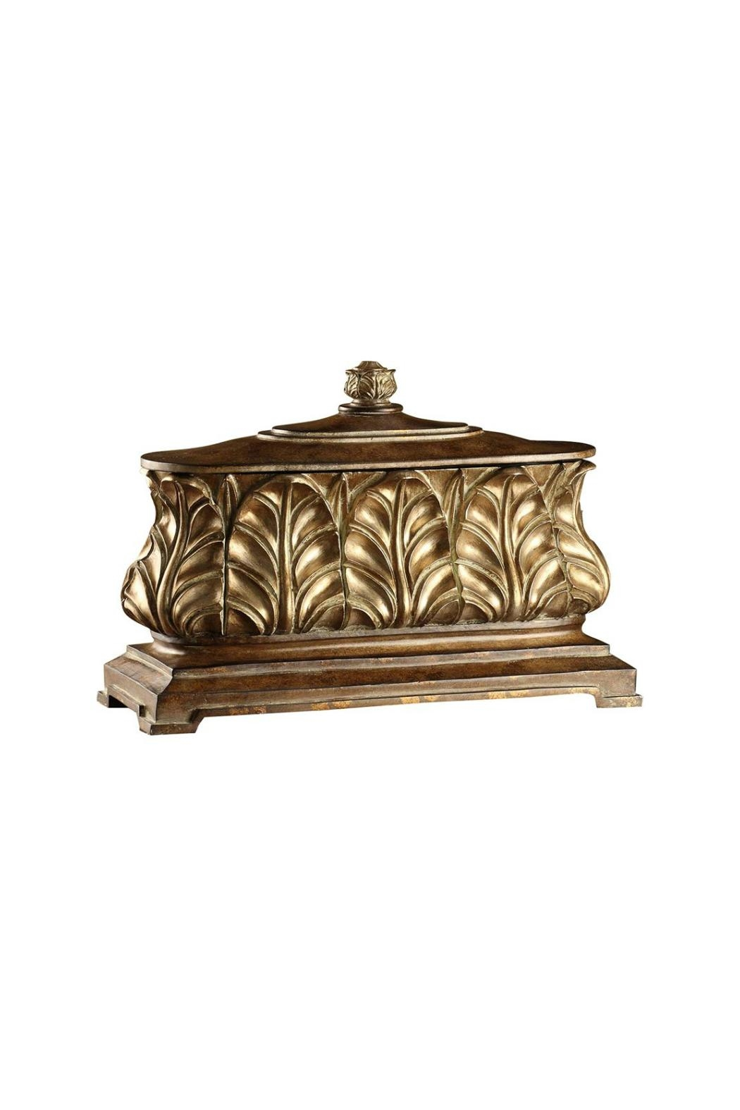 Crestview Collection Versailles Golden Box - Main Image