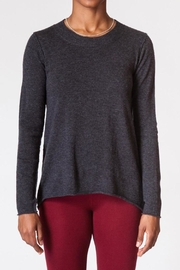 Kerisma Crew-Neck Knit Sweater - Back cropped