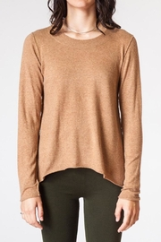 Kerisma Crew-Neck Knit Sweater - Product Mini Image