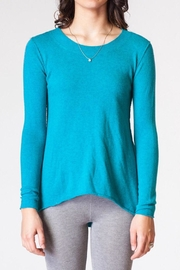 Kerisma Crew-Neck Knit Sweater - Side cropped